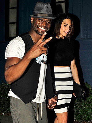 Is Taye Diggs Dating Amanza Smith?
