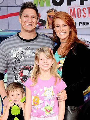Angie Everhart Engaged to Carl Ferro