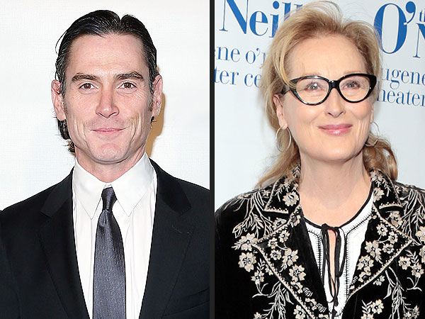 Billy Crudup Reads Third-Grade Son's Poem – as Meryl Streep Looks On