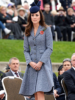 Kate Ready for 'Significant Upsurge' in Royal Duties