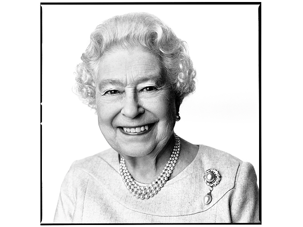 New Portrait of Queen Elizabeth on Her 88th Birthday