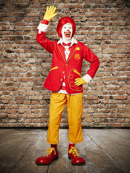 McDonald's Gives Ronald McDonald Makeover for Twitter