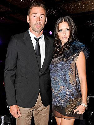 Adriana Lima Separates From Marko Jaric