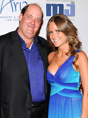 The Office's Brian Baumgartner Marries Celeste Ackelson