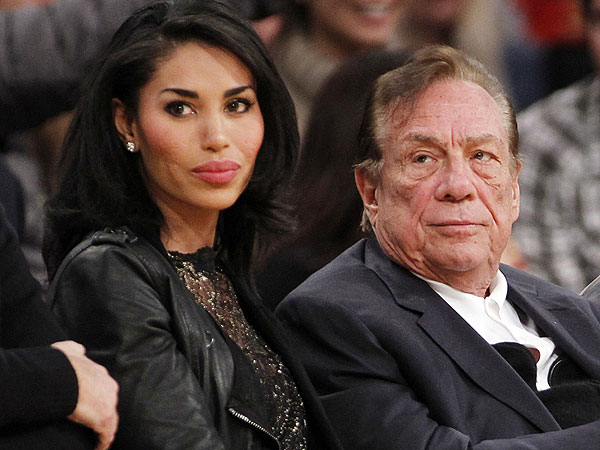 Donald Sterling Racist Comments: V. Stiviano Opens Up to Barbara Walters