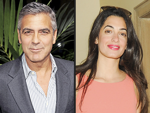 George Clooney Engaged to Amal Alamuddin: Celebrities React