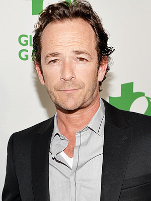 luke perry son