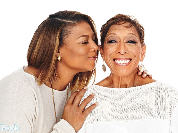 Queen Latifah on Her Mother's Battle with Scleroderma