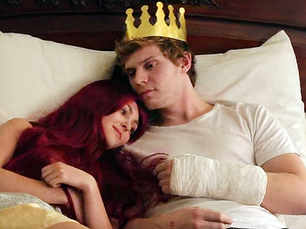 AnnaSophia Robb, Evan Peters Play Ariel and Eric in Spoof of Sofia Coppola's The Little Mermaid