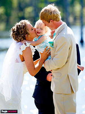 Honey Boo Boo's Sister Anna Shannon Weds