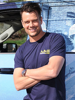 Josh Duhamel: I Want My Son, Axl, to Understand He's Fortunate
