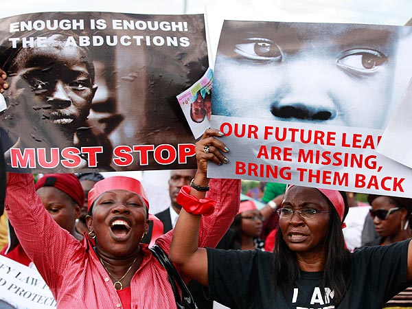 Kidnapped Nigerian Girls: 'I Will Sell Them,' Says Militant Leader