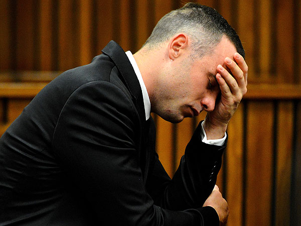 Oscar Pistorius Suffers Anxiety Disorder, Psychiatrist Says