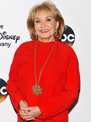 Barbara Walters Is 'Looking Forward to Not Having a Schedule' Post-Retirement