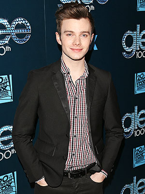 Chris Colfer Not Leaving Glee, Twitter Account Hacked