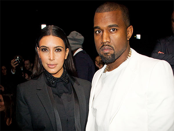 Kim Kardashian & Kanye West's Wedding Guest List: Who Made the Cut?