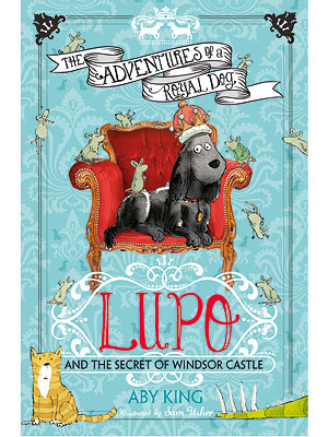 Ο Λούπο του Γουίλιαμ και της Κέιτ ήρωας σε παιδικά βιβλία...