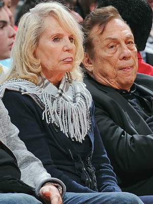 Shelly Sterling Comes Forward About Donald Sterling's Racist Comments