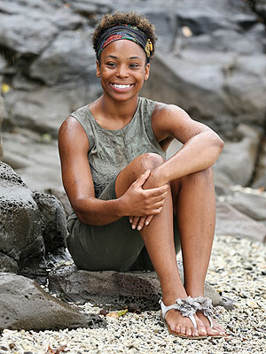 Survivor's Tasha Fox: I Was There to Play!