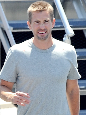 Paul Walker's Brother Cody Films Fast & Furious 7