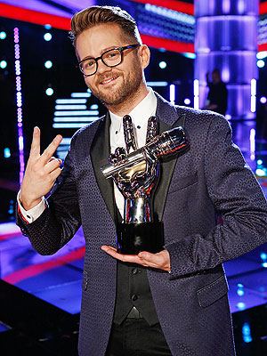The Voice Season 6 Champ Josh Kaufman Wins for His Family