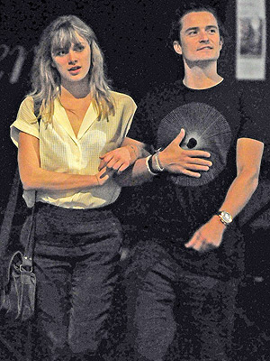 Orlando Bloom's New Girlfriend? Laura Paine Spotted with Actor in London