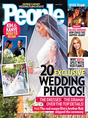 Kim Kardashian and Kanye West's Wedding: Inside Their Roller Coaster Week