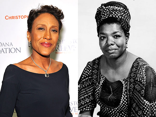 Robin Roberts Mourns 'True Renaissance Woman' Maya Angelou