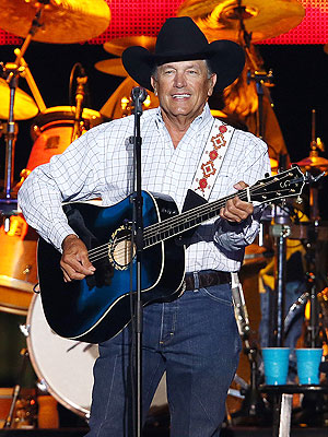 George Strait Preps for Final Concert in Dallas