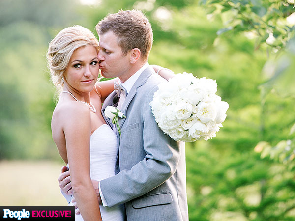 Survivor's Jefra Bland Marries Jared Hines