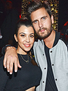 Kourtney Kardashian Pregnant Expecting Third Child Scott Disick