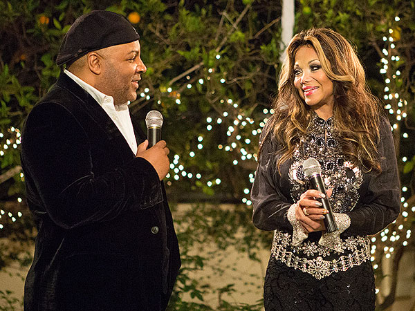 La Toya Jackson Engaged to Jeffré Phillips