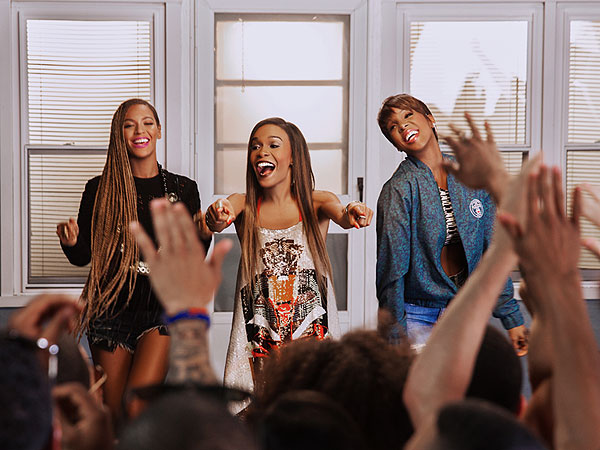Destiny's Child Reunite in Michelle Williams's New Video, Say Yes