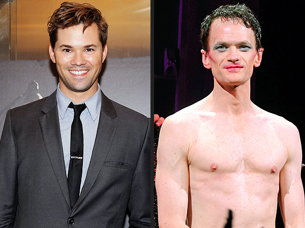 Andrew Rannells of Girls to Succeed Neil Patrick Harris as Broadway's Hedwig
