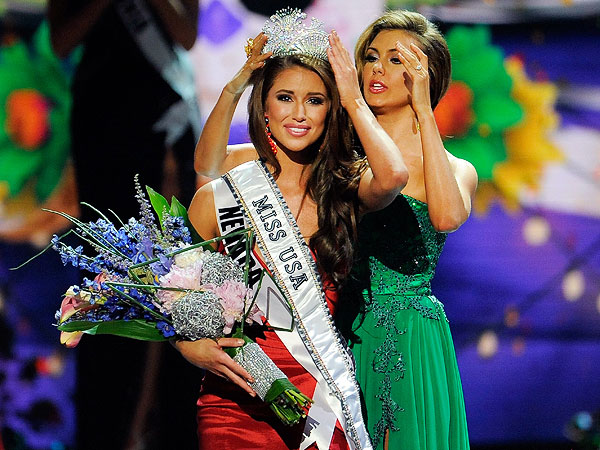 Miss USA Nia Sanchez Denies She Faked a Move to Nevada to Win Pageant