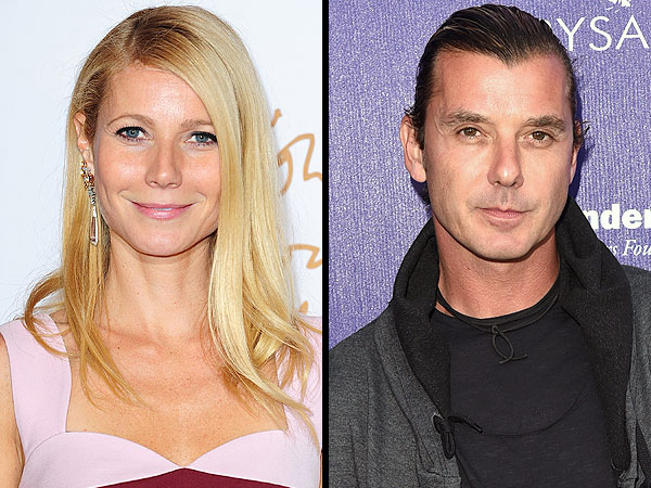 Gwyneth Paltrow & Gavin Rossdale See Her Mom, Blythe Danner, in The Country House