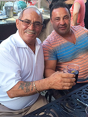 Real Housewives of New Jersey's Joe Giudice's Father Has Died