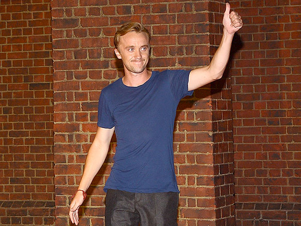 Tom Felton Finds 'Sympathy' for the Dark Characters He Plays