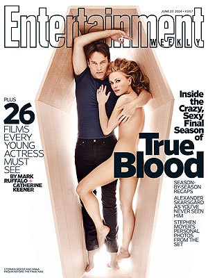 Anna Paquin Lets Stephen Moyer Direct Her True Blood Love Scene
