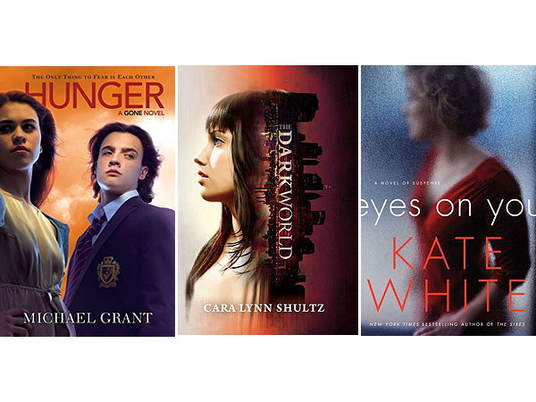 What We're Reading This Weekend: Dark Novels