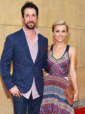 Noah Wyle Marries Sara Wells