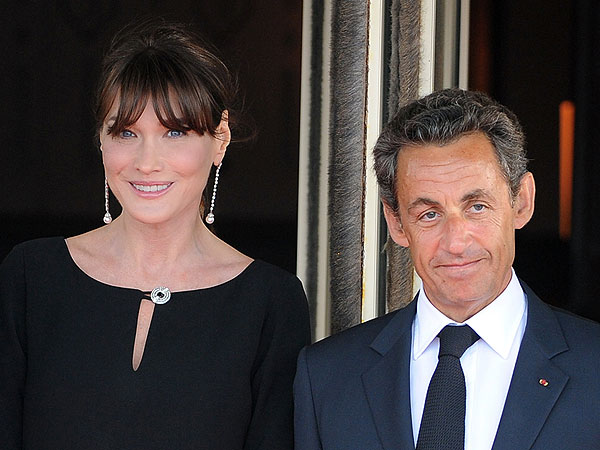 Carla Bruni-Sarkozy: Husband Nicolas Sarkozy Under Investigation