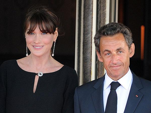 Carla Bruni-Sarkozy: Husband Nicolas Sarkozy Under Investigation