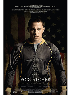 Channing Tatum as You've Never Seen Him Before, in Foxcatcher