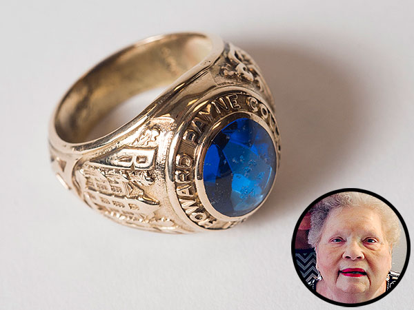 Woman's Missing Class Ring Found in Texas Lake Bed After Six Decades