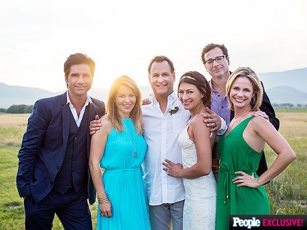 Inside Dave Coulier's Montana Wedding