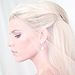 Jessica Simpson's Wedding Hair Hue: Dyed to Match Daughter Maxwell's!