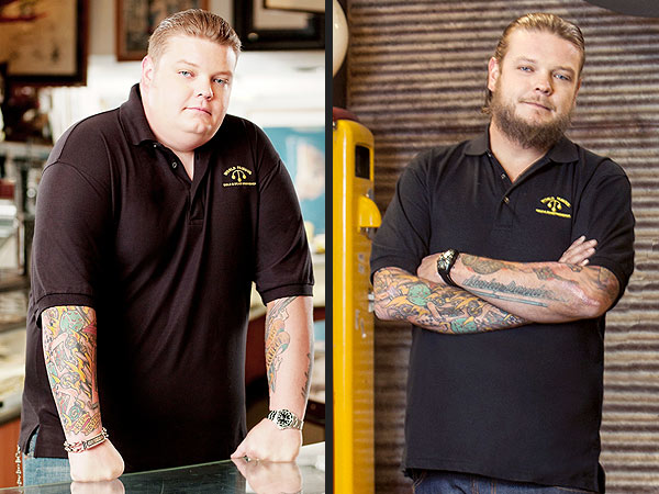 Pawn Stars Corey Harrison 192-Pound Weight Loss