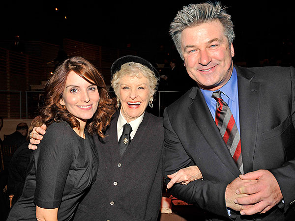 Tina Fey Remembers Elaine Stritch