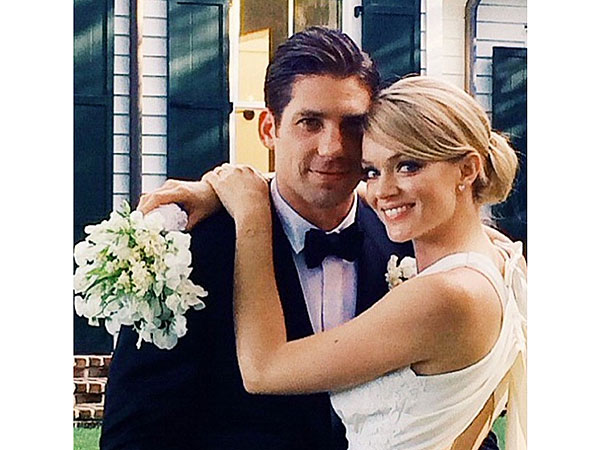 Lindsay Ellingson Marries Sean Clayton